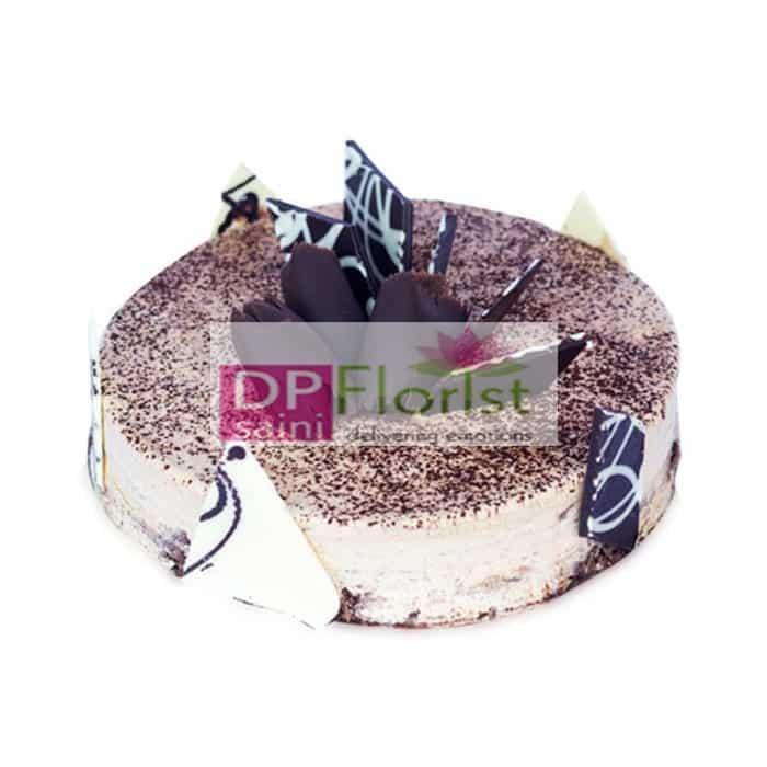 Images Of Half Kg Cake : Half Kg Tiramisu Cake (Only Faridabad) - Dpsainiflorist