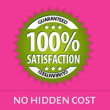 No Hidden Cost