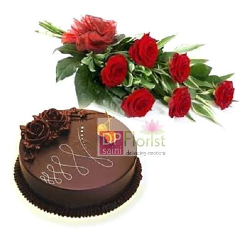 Happy Birthday Cake For Wife