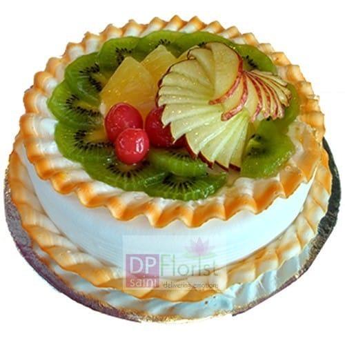 Sweet Mix Fruit Cake 1 Kg
