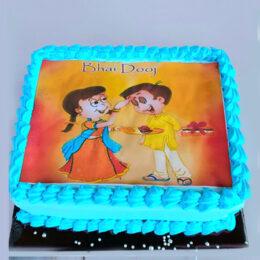 Bhai-dooj-Cake