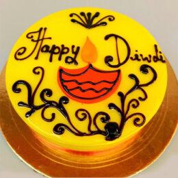 Diwali-cake